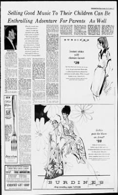 The Palm Beach Post from West Palm Beach, Florida on November 24, 1968 · Page 43