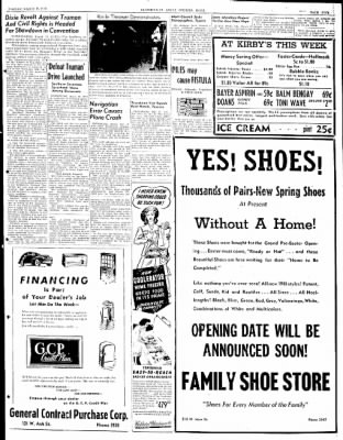 The Courier News from Blytheville, Arkansas on March 15, 1948 · Page 5