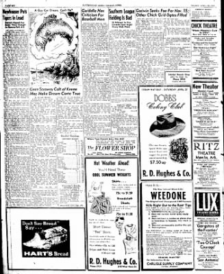 The Courier News from Blytheville, Arkansas on April 26, 1946 · Page 6