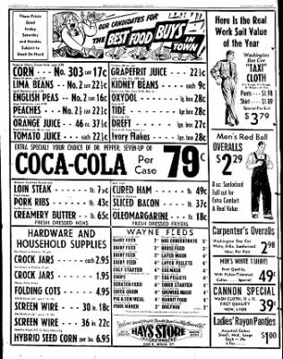 The Courier News from Blytheville, Arkansas on July 14, 1949 · Page 16
