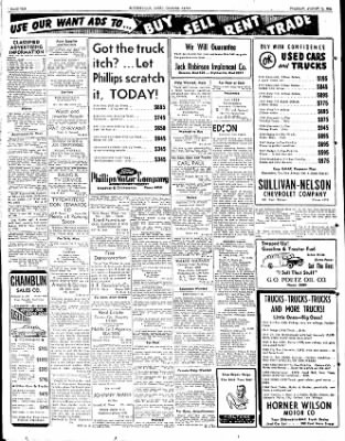 The Courier News from Blytheville, Arkansas on August 14, 1951 · Page 10