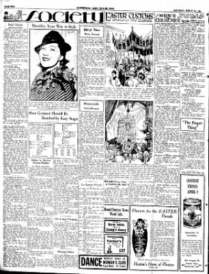 The Courier News from Blytheville, Arkansas on March 31, 1934 · Page 2