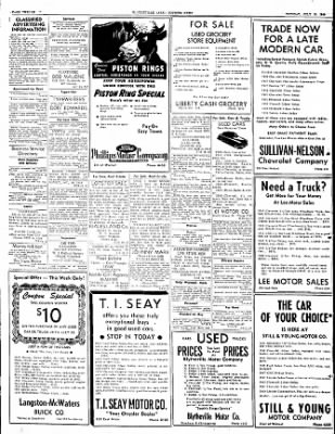 The Courier News from Blytheville, Arkansas on July 19, 1949 · Page 12