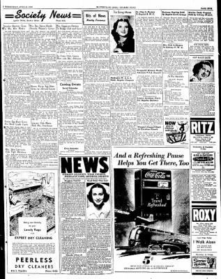 The Courier News from Blytheville, Arkansas on April 20, 1949 · Page 5