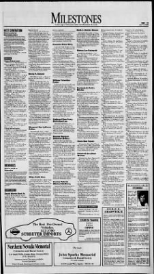 reno gazette journal from reno nevada on july 9 1999 page 47