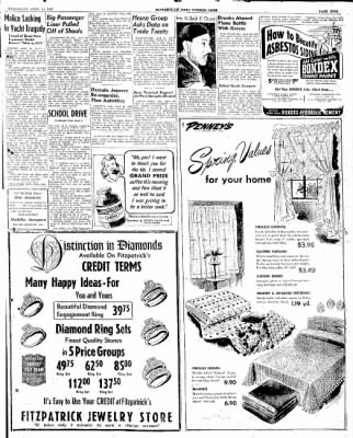 The Courier News from Blytheville, Arkansas on April 16, 1947 · Page 5