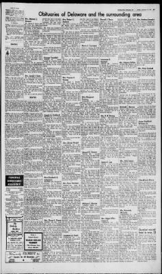 the morning news from wilmington delaware on november 10 1969 middot page 48