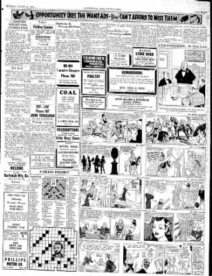The Courier News from Blytheville, Arkansas on August 24, 1939 · Page 7