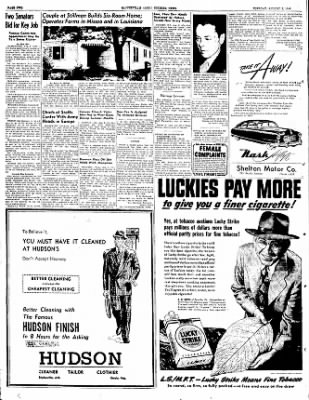 The Courier News from Blytheville, Arkansas on August 2, 1949 · Page 2