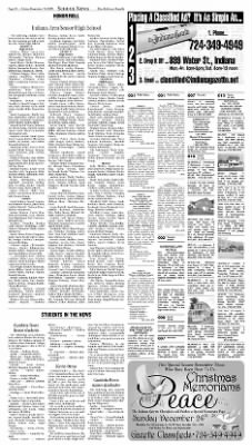 Indiana Gazette from Indiana, Pennsylvania on December 15, 2006 · Page 46
