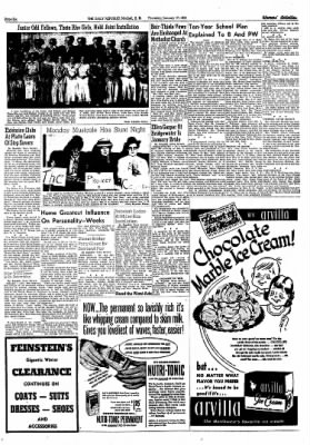 The Daily Republic from Mitchell, South Dakota on January 17, 1952 · Page 6