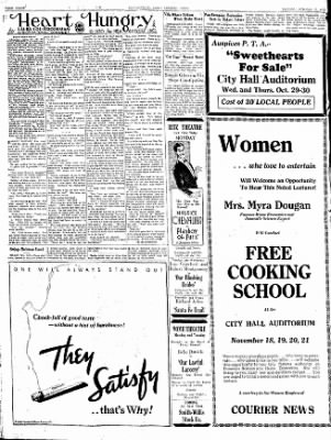 The Courier News from Blytheville, Arkansas on October 27, 1930 · Page 8