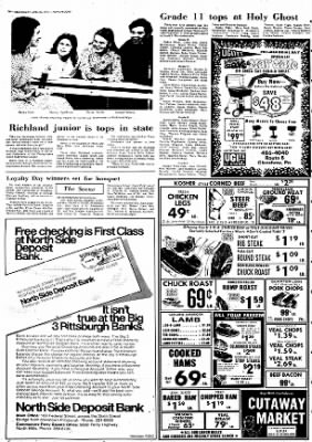 North Hills News Record from Pittsburgh, Pennsylvania on April 30, 1975 · Page 27