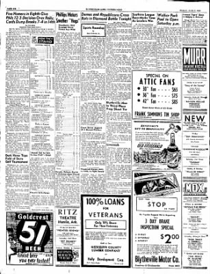 The Courier News from Blytheville, Arkansas on June 3, 1949 · Page 6