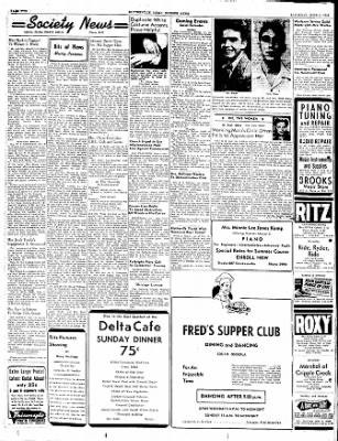 The Courier News from Blytheville, Arkansas on June 4, 1949 · Page 2