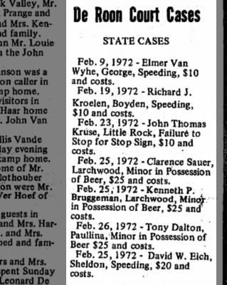 The Sioux County IndexHull, IowaThursday, March 16, 1972p6