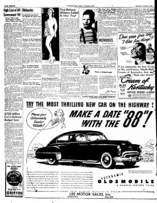 The Courier News from Blytheville, Arkansas on June 20, 1949 · Page 12