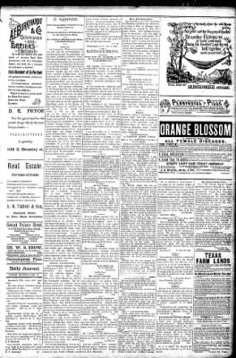 Logansport Pharos-Tribune from Logansport, Indiana on February 15, 1891 · Page 3