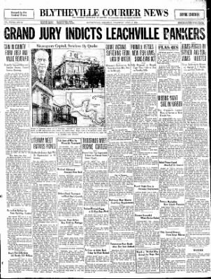 The Courier News from Blytheville, Arkansas on April 2, 1931 · Page 1