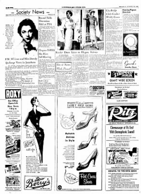 The Courier News from Blytheville, Arkansas on October 13, 1955 · Page 4