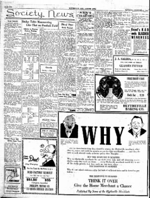 The Courier News from Blytheville, Arkansas on December 15, 1934 · Page 2
