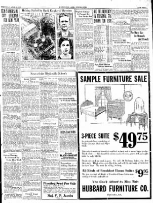 The Courier News from Blytheville, Arkansas on April 15, 1931 · Page 3