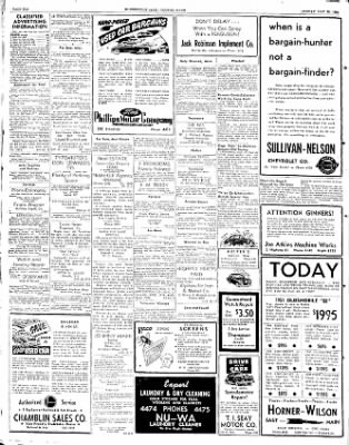 The Courier News from Blytheville, Arkansas on May 26, 1952 · Page 10