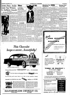 The Courier News from Blytheville, Arkansas on December 7, 1955 · Page 11