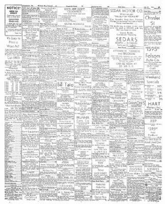 The Mason City Globe-Gazette from Mason City, Iowa on February 20, 1954 · Page 15