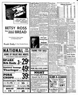 The Mason City Globe-Gazette from Mason City, Iowa on August 18, 1952 · Page 17