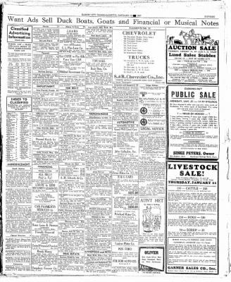 The Mason City Globe-Gazette from Mason City, Iowa on January 19, 1937 · Page 15