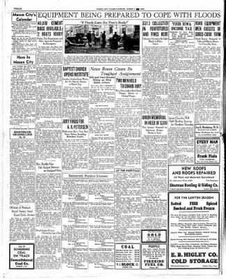 The Mason City Globe-Gazette from Mason City, Iowa on March 4, 1936 · Page 12