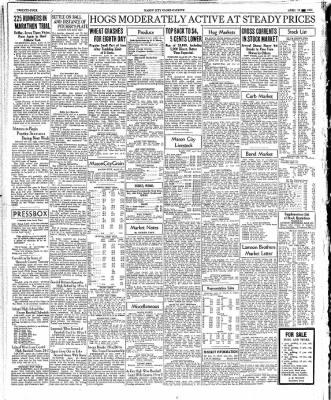 The Mason City Globe-Gazette from Mason City, Iowa on April 19, 1934 · Page 24