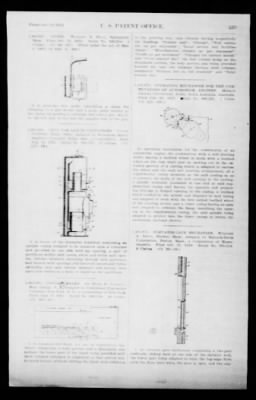Official Gazette of the United States Patent Office from Washington, District of Columbia on February 19, 1924 · Page 83