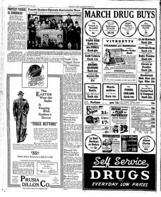 The Mason City Globe-Gazette from Mason City, Iowa on March 23, 1939 · Page 4