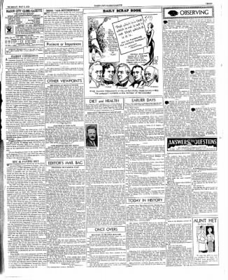 The Mason City Globe-Gazette from Mason City, Iowa on May 3, 1934 · Page 3
