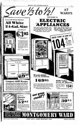 The Mason City Globe-Gazette from Mason City, Iowa on March 28, 1939 · Page 21