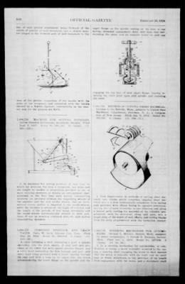 Official Gazette of the United States Patent Office from Washington, District of Columbia on February 26, 1924 · Page 101