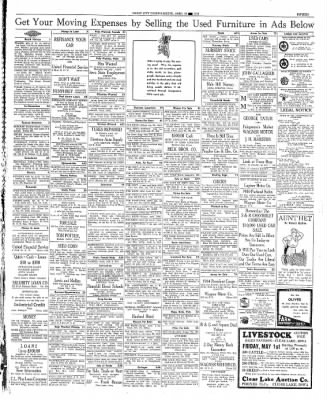 The Mason City Globe-Gazette from Mason City, Iowa on April 29, 1936 · Page 15
