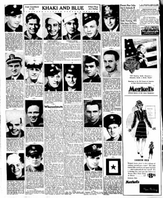 The Mason City Globe-Gazette from Mason City, Iowa on March 15, 1944 · Page 10