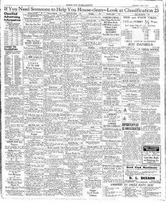 The Mason City Globe-Gazette from Mason City, Iowa on April 1, 1939 · Page 15