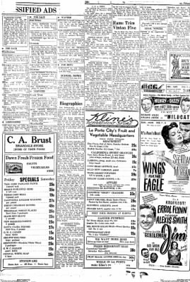 Progress-Review from La Porte City, Iowa on February 11, 1943 · Page 2