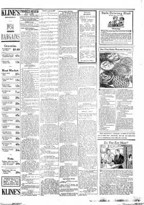 Progress-Review from La Porte City, Iowa on January 11, 1934 · Page 5