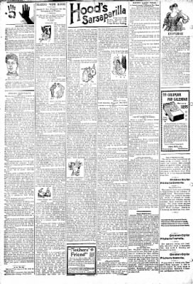 Logansport Pharos-Tribune from Logansport, Indiana on March 1, 1895 · Page 6