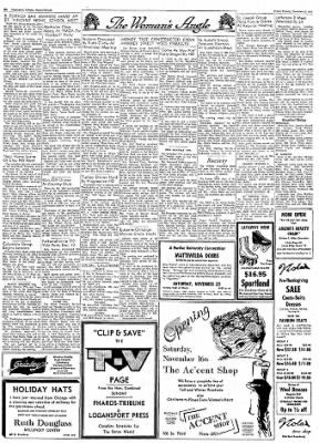 Logansport Pharos-Tribune from Logansport, Indiana on November 15, 1957 · Page 20