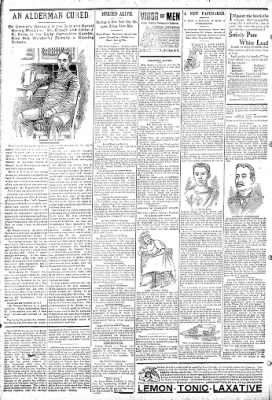 Logansport Pharos-Tribune from Logansport, Indiana on March 2, 1895 · Page 6