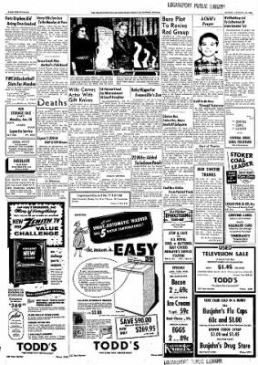 Logansport Pharos-Tribune from Logansport, Indiana on January 19, 1958 · Page 48