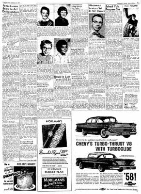 Logansport Pharos-Tribune from Logansport, Indiana on December 13, 1957 · Page 5