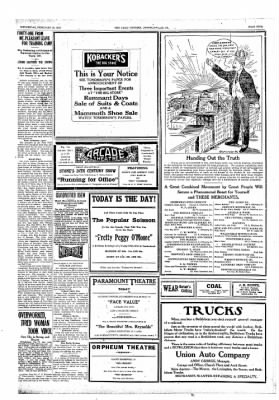 The Daily Courier from Connellsville, Pennsylvania on February 13, 1918 · Page 5