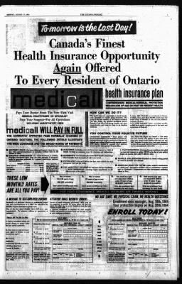 The Ottawa Journal from Ottawa,  on August 17, 1964 · Page 9